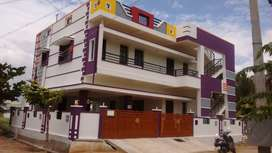 2 BHK house in 1st floor in sakthi garden, unjavelampatty, Pollachi