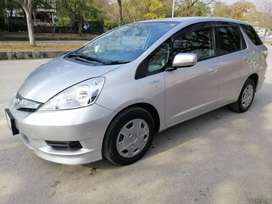 Brand New Honda Fit Shuttle Hybrid