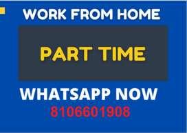 We need part time online teacher for program