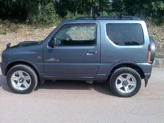 Suzuki Jimny 2005 on easy installment 0
