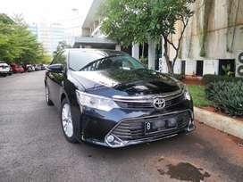 Toyota Camry V 2015 Hitam Facelift