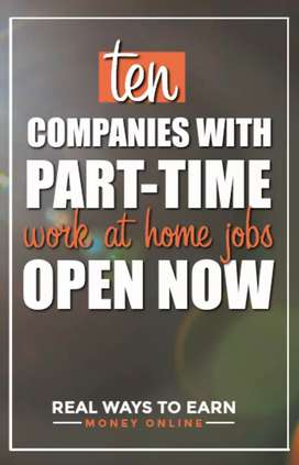 NO INTERVIEW FOR WRITING WORK PART TIME HOME BASED