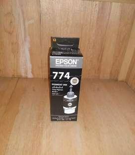 Tinta printer Epson 774 hitam black