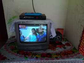 TV with Accessories (Used)