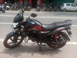 Honda sp shine 2020 model only 6 months used vehicle