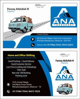 ANA PACKERS AND MOVERS