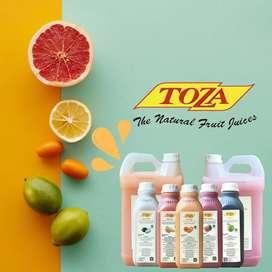 Toza Juice (Jus Buah Toza)