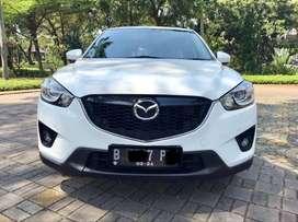 Mazda CX5 2.5 Touring AT tahun 2013 Putih