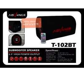 Speaker advance bluetoth T102 6,5 INC