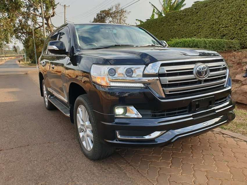 Toyota Land cruiser -Get On Just 20% Down Payment... 0