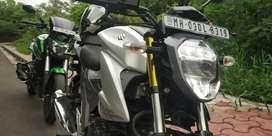 Brand new Suzuki Gixxer 155 with 5 year insurance and 5 years warrnty