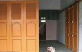 Pintu Sleding Bahan Full Galvanis Kualitas Terjamin dan BERGARANSI