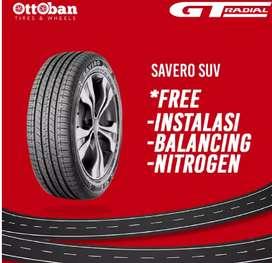Ban  GT radial Savero SUV 235 60 R18