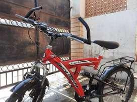 Hero Turk bike with shocker and power brake