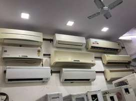 Voltas 1 ton and 1.5 ton in very good condition with warranty