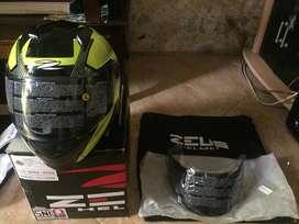 Helm Zeus ZS - 811 habisin stok, new murmer