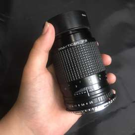 Lensa manual 135mm f2.8 for canon murahh