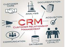 Female required for Customer relation management