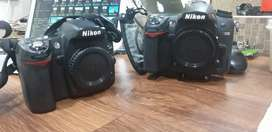 Nikon D80 and Nikon D7000 Body only