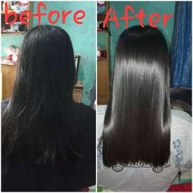 Jasa Panggilan smoothing / coloring Rambut .khusus wanita