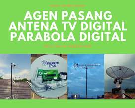 Tukang Gudang Pasang Baru Antena Tv Anti Semut Nanggung