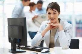 Opening in Call Center,Data Entry,Tele Caller & Various 100% job