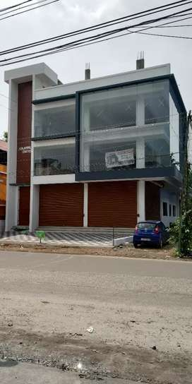 Office ,shop space for rent near highway,vytila(price 4 ground floor)