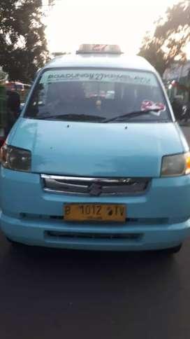 Dijual angkot Apv th 2012.