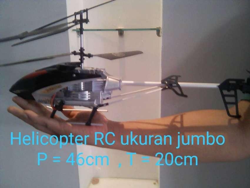 RC Helicopter Jumbo size 0