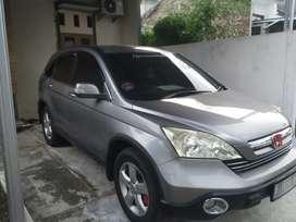 Dijual Honda CRV thn 2008 di Pondok Gede Bekasi