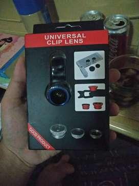 Fish eye universal