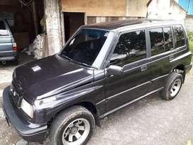 Jual suzuki escudo tahun 1996 harga 55.000.000 nego tipis