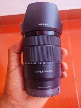 Sony 18 135 lens - Best Allround Sony Lens 18-135mm