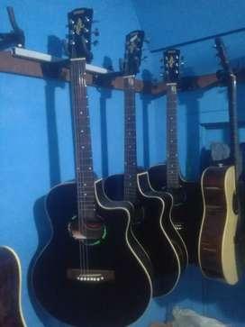 Gitar acustik custom