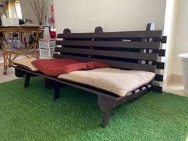Futon (Sofa cum Double Bed)   URGENT SALE