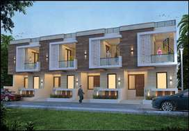 53 sq.Yrd 2BHK Duplex villa located at @Vaishali Nagar