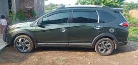 Istimewa Honda BRV 2016 KM Rendah 45rb Limited Edition Hitam Army