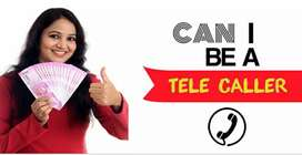 Female telecallers require to work from home for education institution