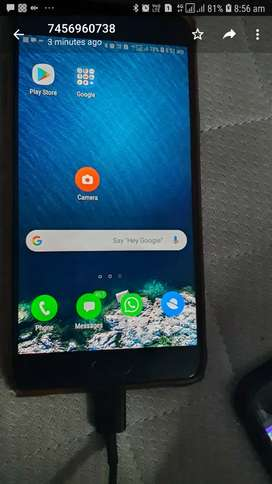 samsung c7 pro 4 gb 64 gb ram works fine no error in the phone