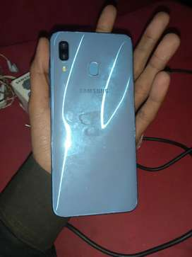 Samsung A30 New Condition
