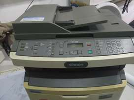 Photocopier 3 in one