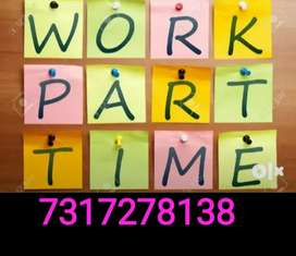 Excellent part time home based job offers