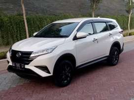 All new terios type X deluxe 2018 manual AB istimewa