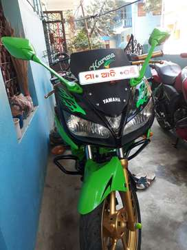 YAMAHA FAZER 2011 model # 4200kms run for URGENT SELL ,