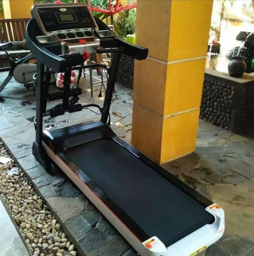 Alat Olahraga Treadmill Elektrik Multi Best Seller (Fitnes Sport 0