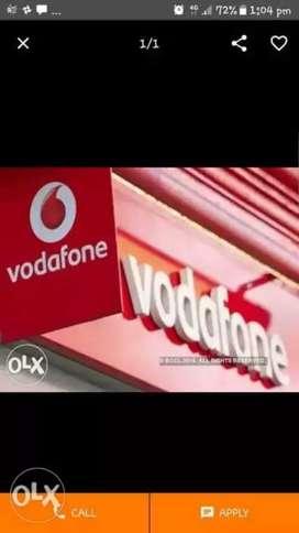 Mr.Rajat(Vodafone HR)Hiring in Vodafone Head Office
