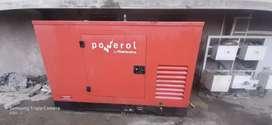 25KVA Mahindra Powerol Silent Generator