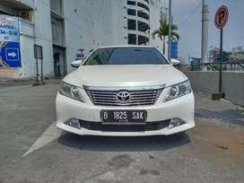 Toyota Camry V 2.5cc 2014 White
