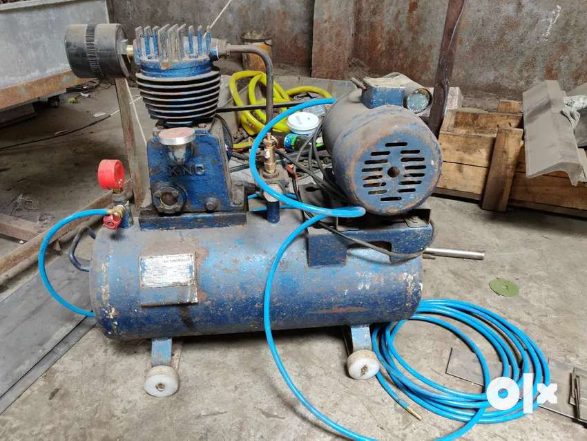 O.5 HP air compressor 0