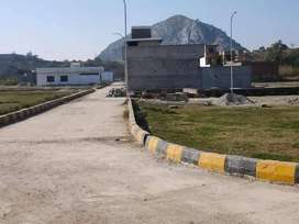 8 Marla Plot For Sale in Hassan Abdal